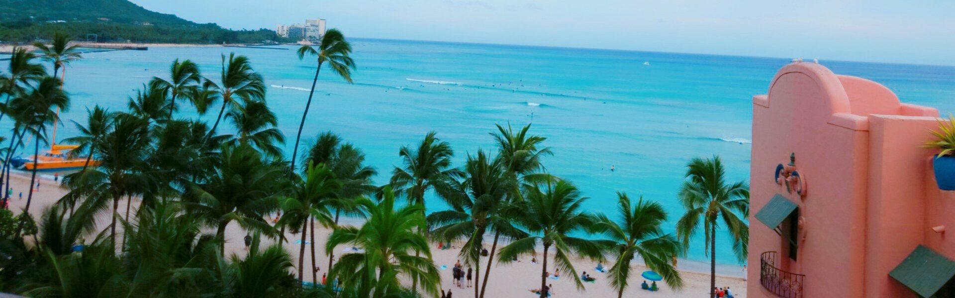 【双子連れ海外旅行】Vo1.ハワイ:双子の海外デビューは2歳。ハワイ4泊5日の旅