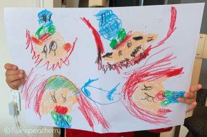 双子女子4歳(幼児の一人お部屋遊び)ワーク/制作編&子供とテレワークのための環境整備!【#Stayhome #外出自粛 #お家で過ごそう with 幼児子供(双子4歳 保育園休園中)家遊び方法 at おうち】